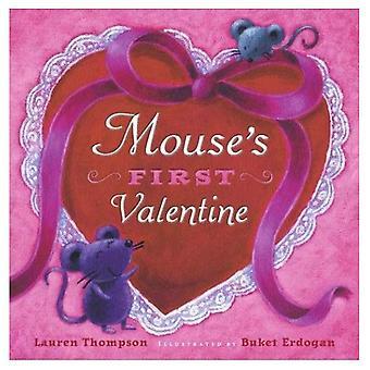 Van muis eerste Valentine (klassieke Board boek)