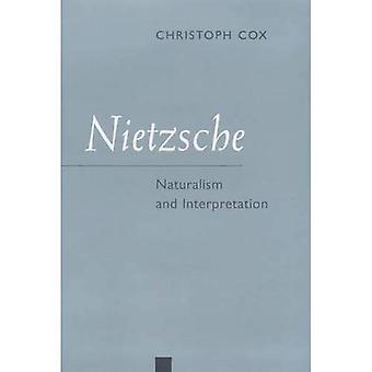 Nietzsche: Naturalismo e interpretación