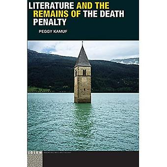 Literature and the Remains of the Death Penalty (Idiom: Inventing Writing Theory)