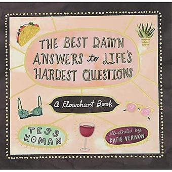 The Best Damn Answers to Life's Hardest Questions: A� Flowchart Book