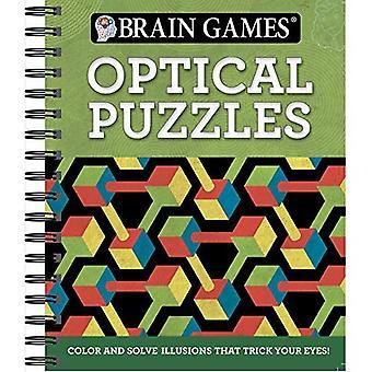 Brain Games Optical Puzzles