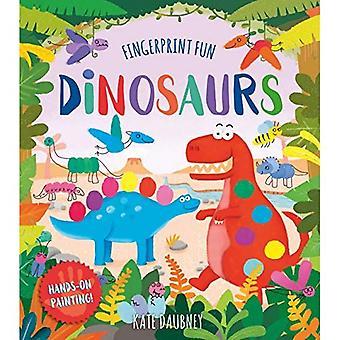 Fingerprint kul: dinosaurier