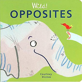 Opposites (Wild! Concepts) [Board book]