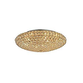 Ideal Lux - König Extra große Gold bündig IDL073262