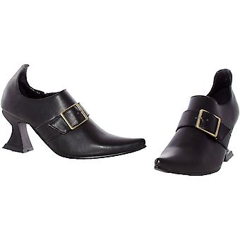 Shoe Witch W Buckle Wmn Lg