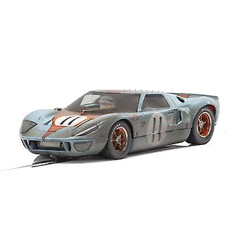 Scalextric Ford GT40 Gulf #11 vittrade