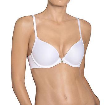 Triumph Body Make-Up Essentials Whu Underwired Half-Cup Push-Up Bra White Cs