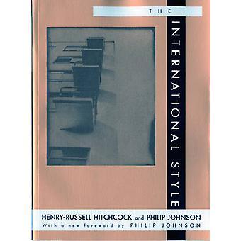 O estilo internacional por Hitchcock & HenryRusell