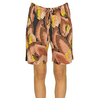 Dries Van Noten Multicolor Viskose Shorts