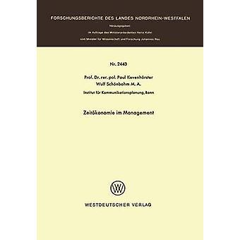 Zeitkonomie im Management by Kevenhrster & Paul