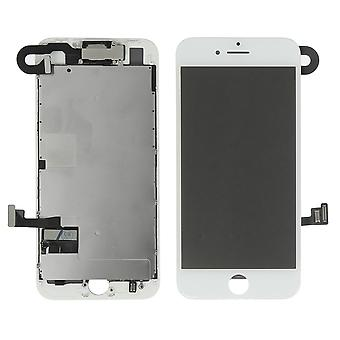 Stuff Certified ® iPhone 8 Pre-assembled Screen (Touchscreen + LCD + Parts) A + Quality - White + Tools
