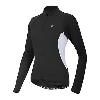 Pearl Izumi Black Symphony Womens Long Sleeved Cycling Jersey