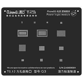 QianLi BGA Stencil A7 CPU Module - iPh 5S   iParts4u