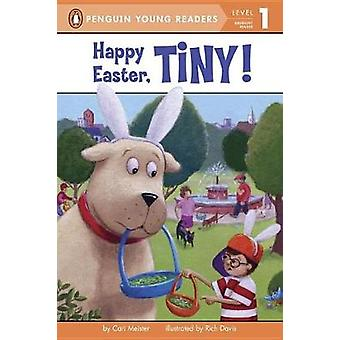 Happy Easter - Tiny! by Cari Meister - 9781524783853 Book