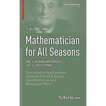 Mathematician for All Seasons by Hugo Steinhaus