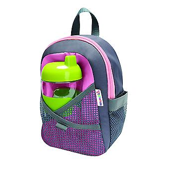 Munchkin By My Side Safety Harness Backpack (pink)