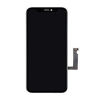 Stuff Certified ® iPhone XR Screen (Écran tactile , LCD et Pièces) A - Qualité - Noir