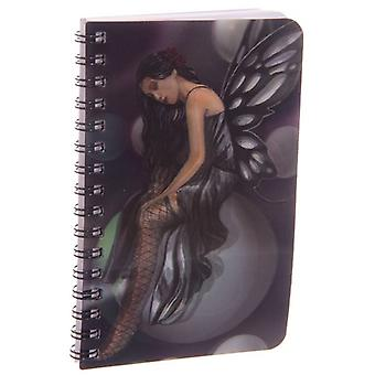 Fata su bolle 3D Notebook di Lisa Parker