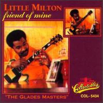 Little Milton - importation USA Friend of Mine [CD]