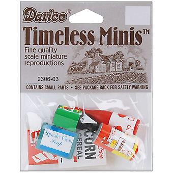 Timeless Miniatures Groceries 6 Pkg 2306 03