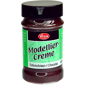 Viva Decor Modeling Creme 90G Chocolate Vd1170 45140