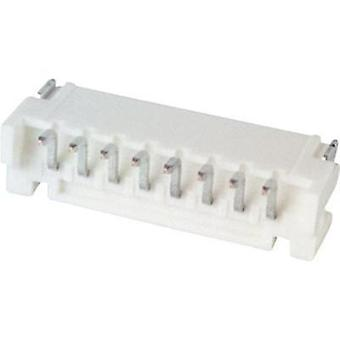 Built-in pin strip (standard) PH Total number of pins 8 JST S8B-PH-SM4-TB (LF)(SN) Contact spacing: 2 mm 1 pc(s)