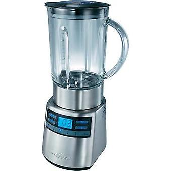 Blender Profi Cook PC-UM 1006 1200 W Stainless steel, Black