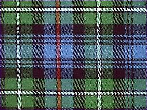 Mackenzie, Ancient - Pure Wool Tartan