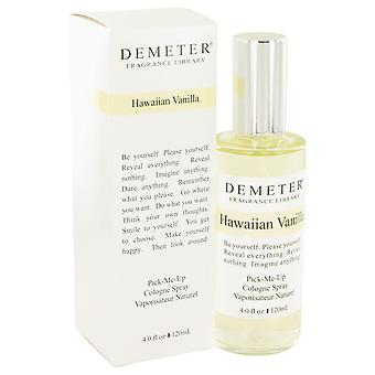 Hawaiian Vanilla By Demeter Pick Me Up Cologne Spray 120ml