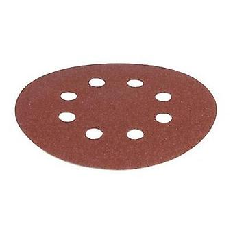 Router sandpaper Hook-and-loop-backed Grit size 60