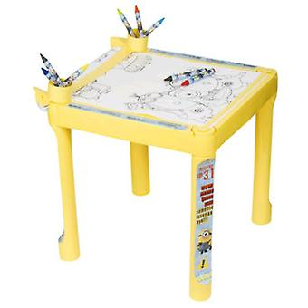 Import Table Paintings Minions (Giocattoli , Educativi E Creativi , Lavagne E Banchi)