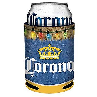 Corona Extra Holiday Can Cooler
