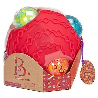 B. Set balls llyhoo (Toys , Preschool , Babies , Early Childhood Toys)