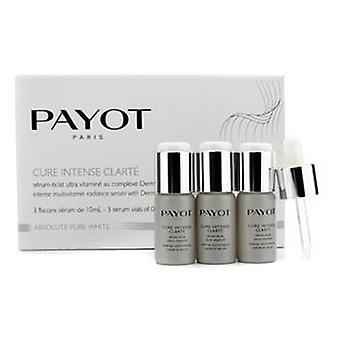 Payot absolut reine weiße intensiv Multivitamin Radiance Serum - 3x10ml / 0.34 oz