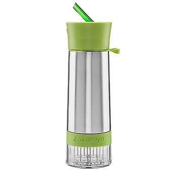 Pift noget Aqua Zinger smag Infuser vandflaske - grøn