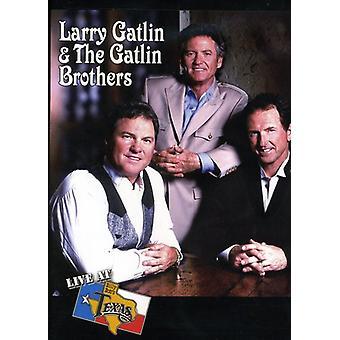 Gatlin Brothers - Live på Billy Bob's Texas [DVD] USA import