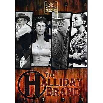 Halliday Brand [DVD] USA import