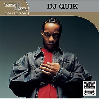 DJ Quik - Platinum & guld samling [CD] USA import
