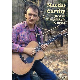 Martin Carthy - British Fingerstyle Guitar [DVD] USA import
