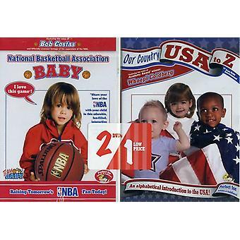 NBA Baby/Usa-Z [DVD] USA importerer