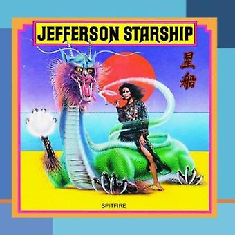 Jefferson Starship - Spitfire [CD] USA import