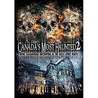 Canadas mest hjemsøgte 2: mere Paranormal [DVD] USA import