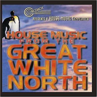 Musica House dalla Great White Nord - casa musica da the Great White Nord [CD] USA importare