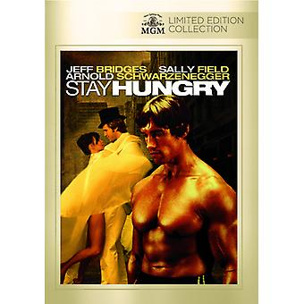 Stay Hungry [DVD] USA import
