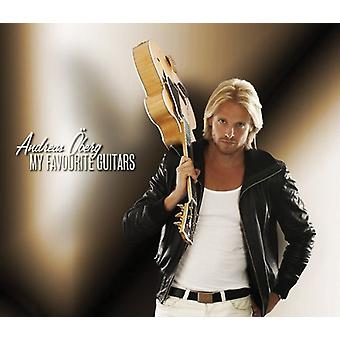 Andreas Oberg - min favorit guitarer [CD] USA importerer