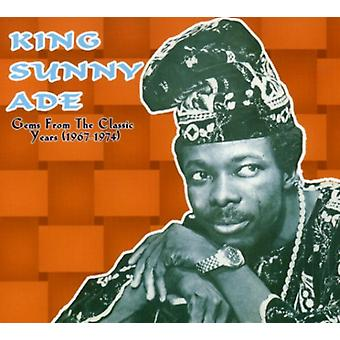King Sunny Ade - Gems From the Classic Years (1967-1976) [CD] USA import