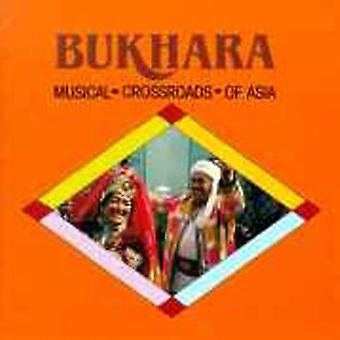Buchara - musikaliska Crossroads of Asia [CD] USA import