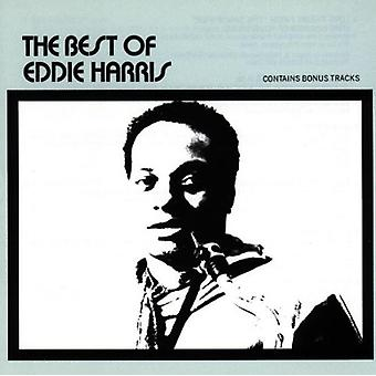 Eddie Harris - beste av Eddie Harris [DVD] USA import