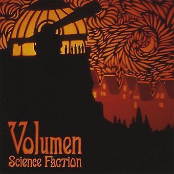 Volumen - Science Faction [CD] USA import