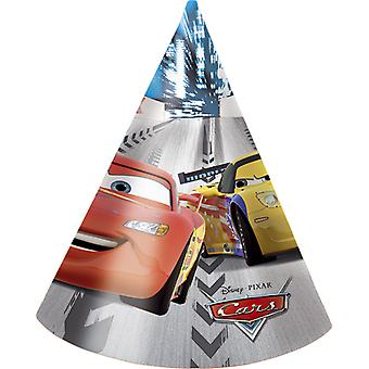 Cars Hat party hat lightning Kids Party 6 St birthday
